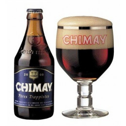 Chimay Bleue (33 cl., 9%)