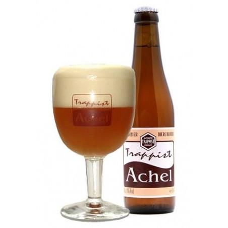 Trappist Achel 8 - blonde (33 cl., 8%)