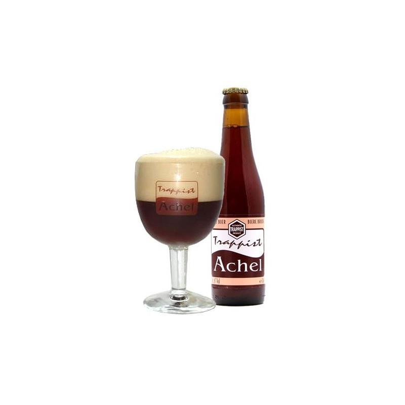 Trappist Achel 8 - bruin (33 cl., 8%)