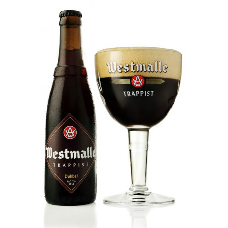 Westmalle Dubbel (33 cl., 7%)