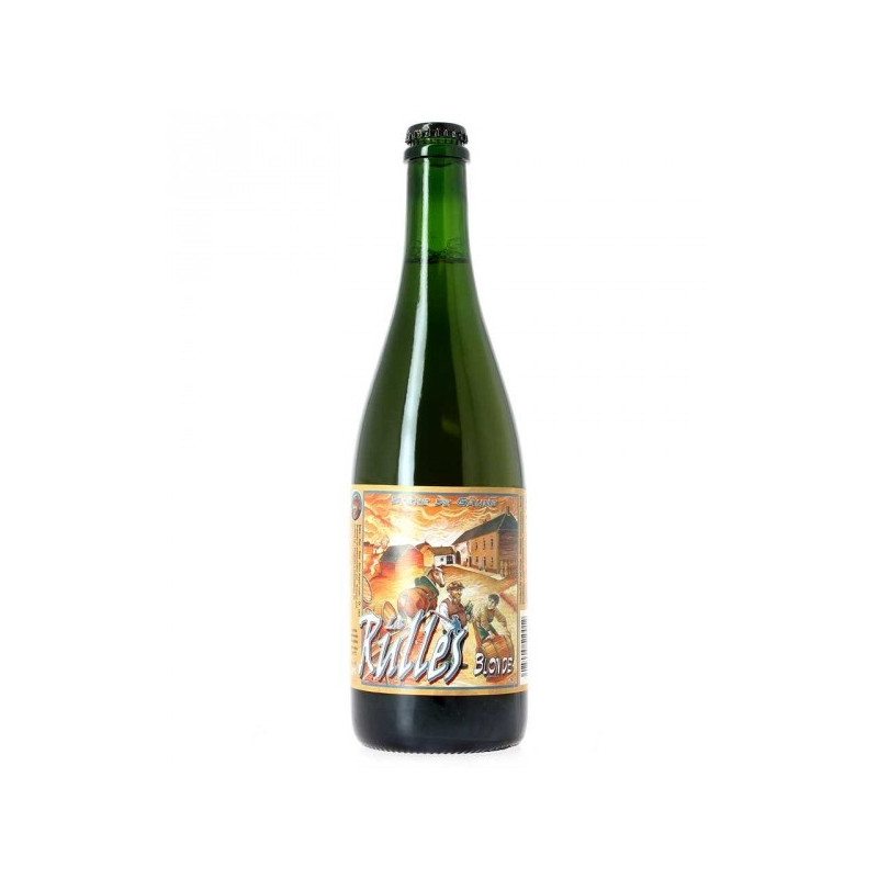 Rulles blonde (75cl., 7%)