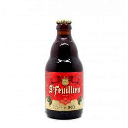 St Feuillien Cuvée de Noël (33 cl., 9%)
