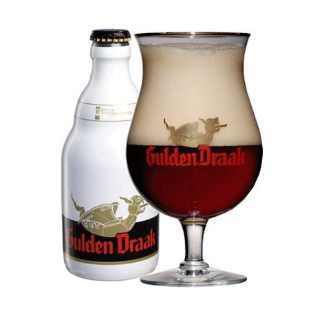 Gulden Draak (33 cl., 11%)