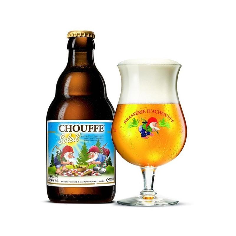 Chouffe  Soleil (6%. 33cl)