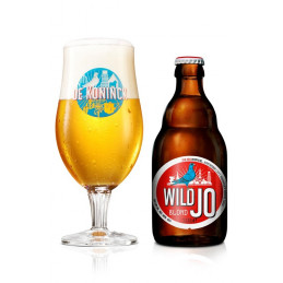 Wild Jo, De Koninck (33cl, 5,8%)