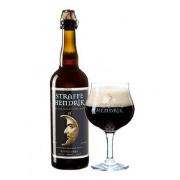 Straffe Hendrik Quadruple (75cl, 11%)