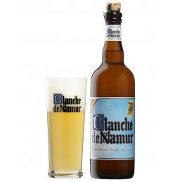 Blanche de Namur (75 cl.,  4,2%)