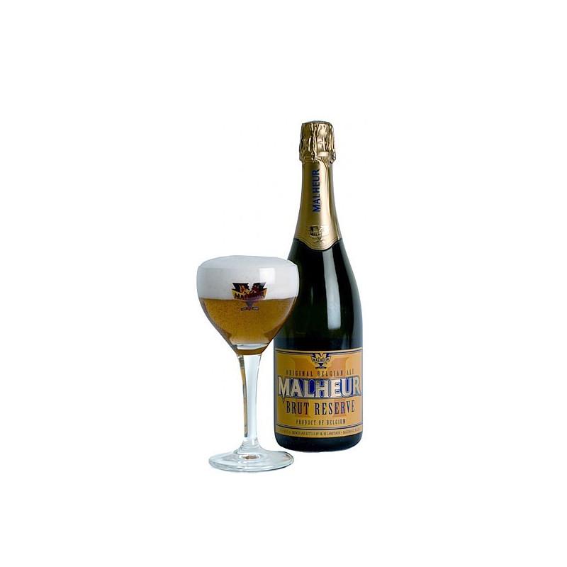 MALHEUR Bière Brut (75 cl., 11%)