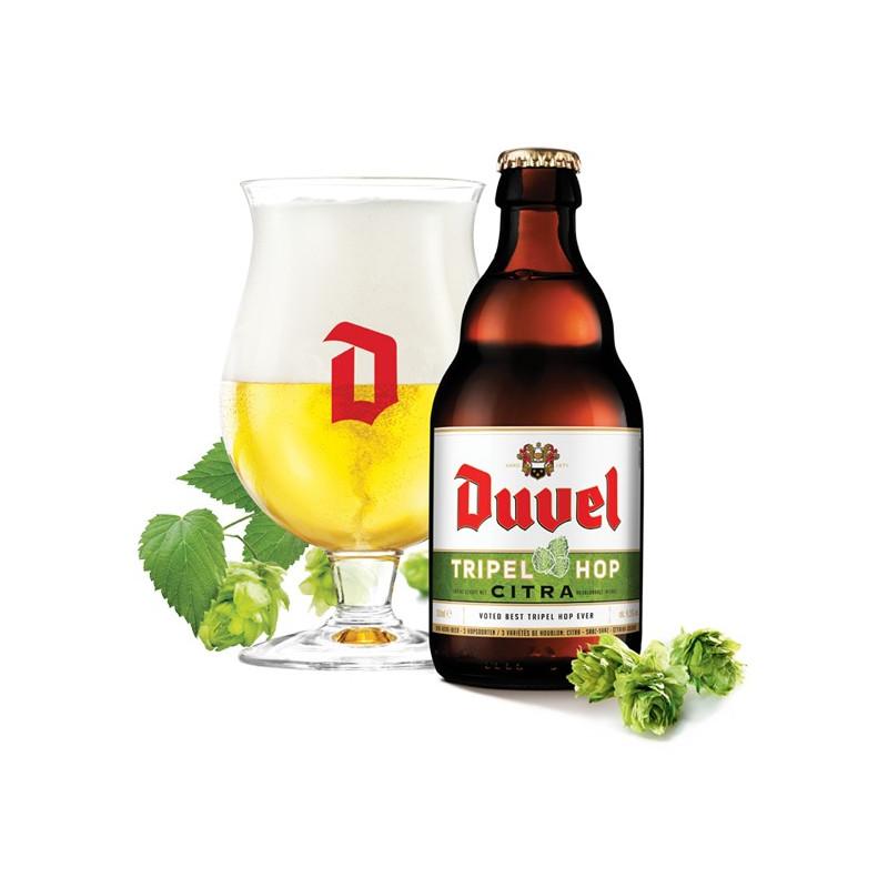 Duvel Tripel Hop Citra (9,5%, 33cl)