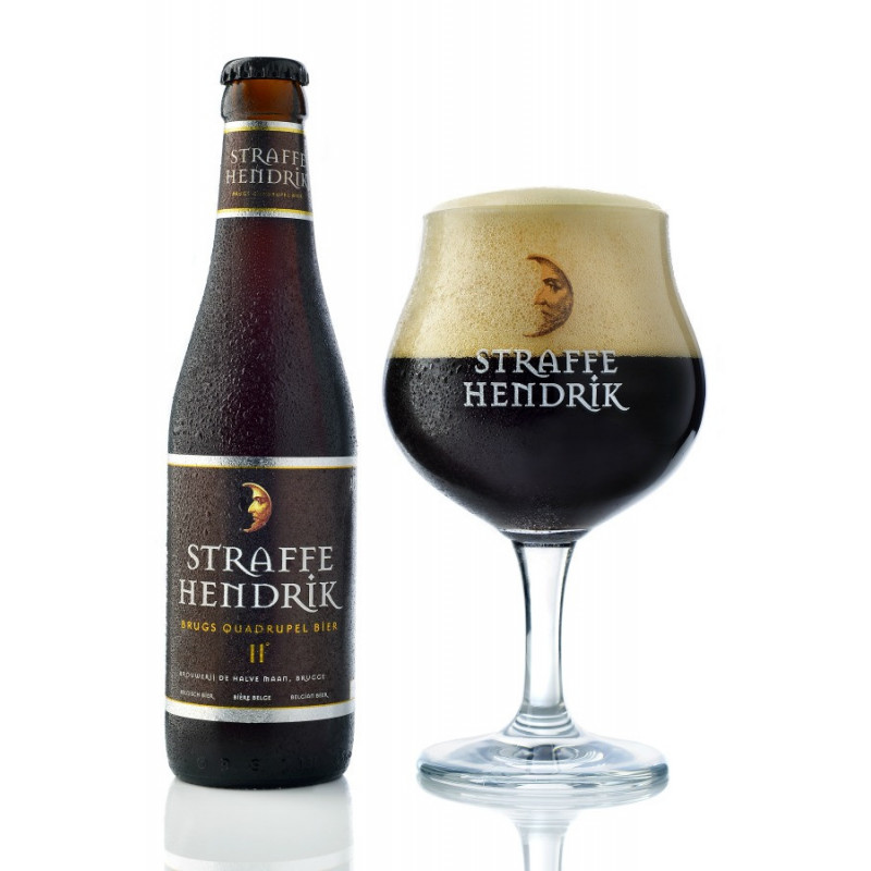 Straffe Hendrik Quadruple (33cl, 11%)
