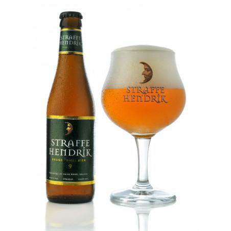 Straffe Hendrik Brugs Tripel (33cl, 9%)