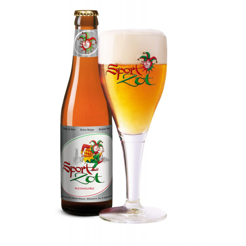 Brugse Zot Blond (33cl, 6%)