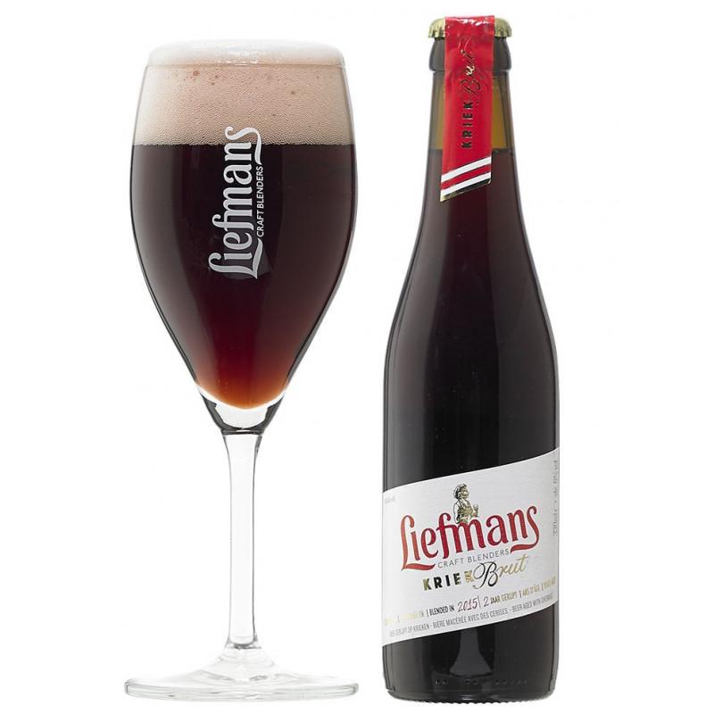 Liefmans Kriek Brut (33 cl., 6%)