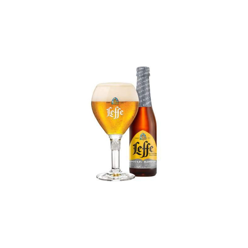 Leffe Blonde (33 cl., 6,6%)