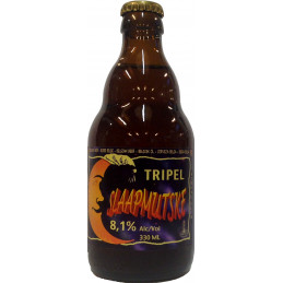 Slaapmutske Tripel (8,1%, 33cl)