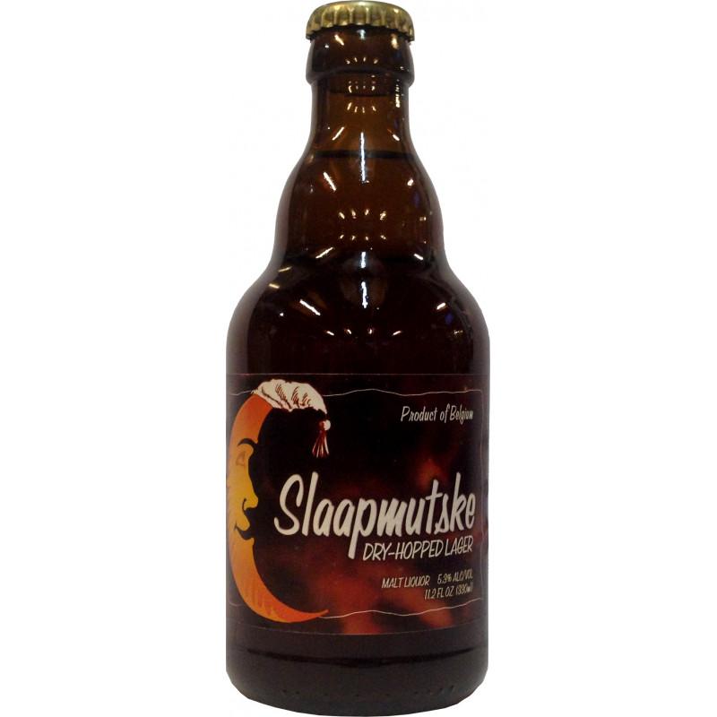 Slaapmutske Dry-hopped Lager (5,3%, 33cl)