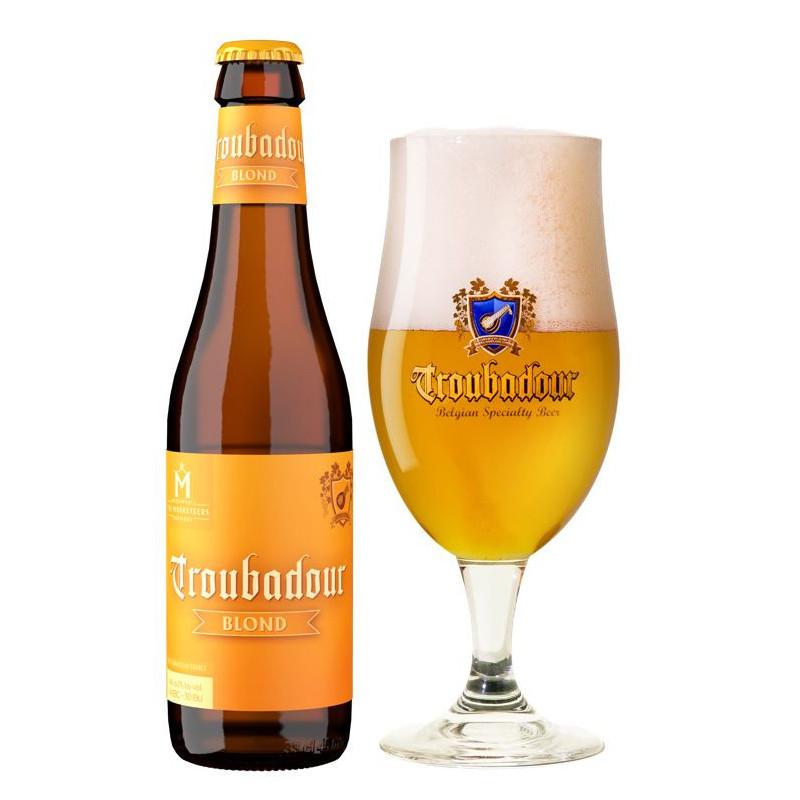 Troubadour Blond (6,5%, 33cl)