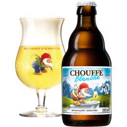 Chouffe Blanche (6,5%, 33cl)