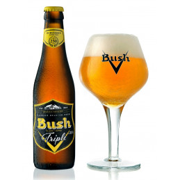 Bush Tripel (10,5%, 33cl)
