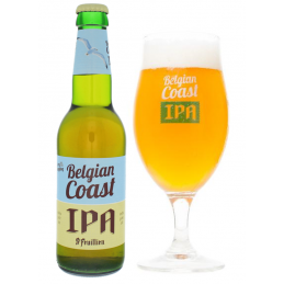 Belgian Coast IPA (5,5%, 33cl)
