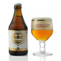 Chimay Tripel (8%, 33cl)