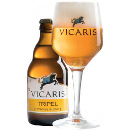 Vicaris Triple (8,5%, 33cl)