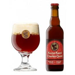 Charles Quint / Keizer Karel – Robijn Rood (8,5%, 33cl)