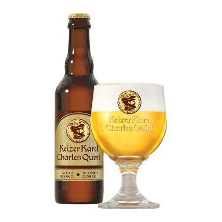 Charles Quint Golden Blond / Keizer Karel Blond (8,5%, 33cl)