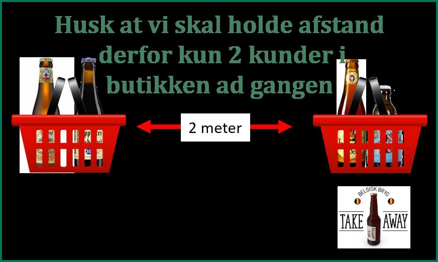 Husk! - der er begrænset plads i butikken - bestil på hjemmesiden